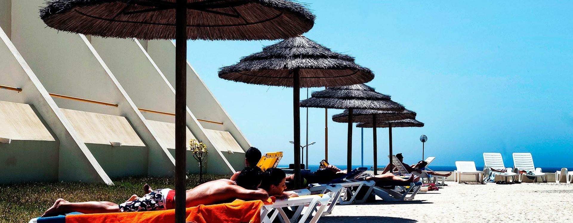 Piscina Hotel Atlântica Sol